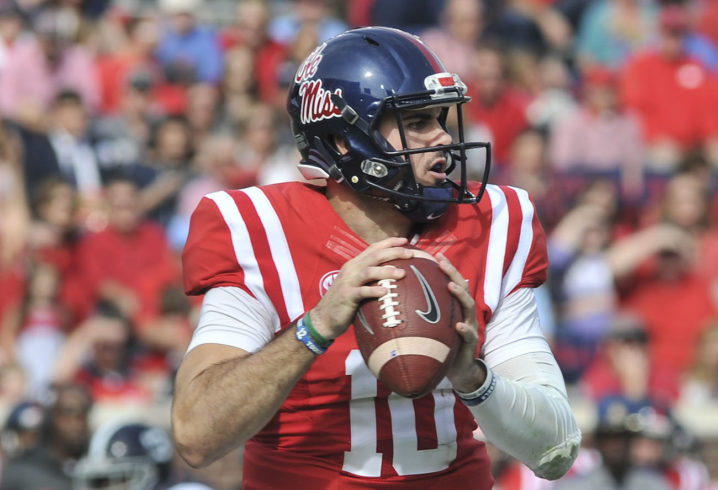 Broncos sign Mr. Irrelevant Chad Kelly