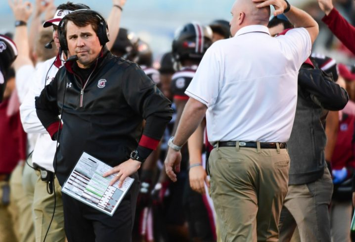 Muschamp: Deebo Samuel not involved in alleged 5 Points incident