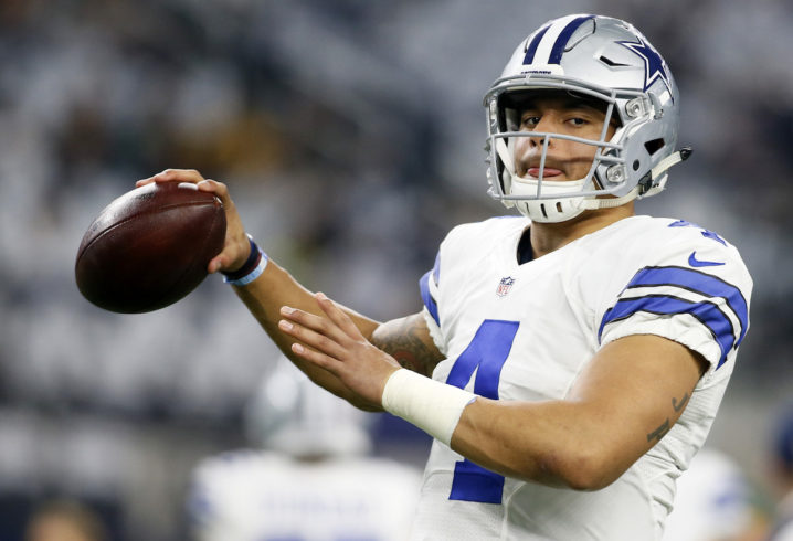 Video: FOX Sports 1 analyst says Dak Prescott doesn't deserve to be the No.  14 player in the NFL top-100 rankings