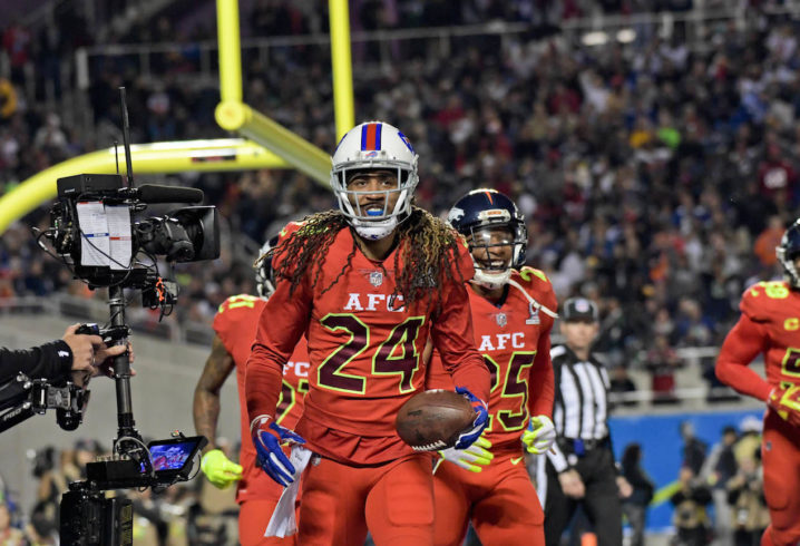 Stephon Gilmore takes jersey number from teammate Cyrus Jones