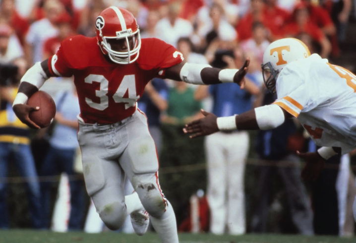 Who wore it best  Best SEC player for every jersey number b28b0a705