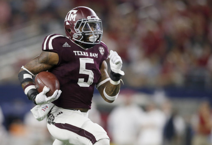 Image result for trayveon williams texas a&m