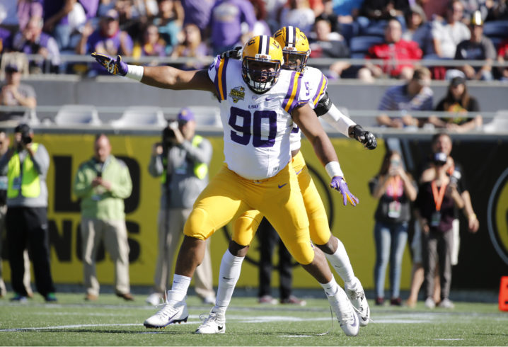 LSU football  5 dream disaster scenarios for the Tigers in 2018 79a88adec