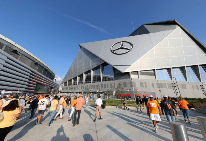 fans took to social media about issues while leaving mercedes-benz