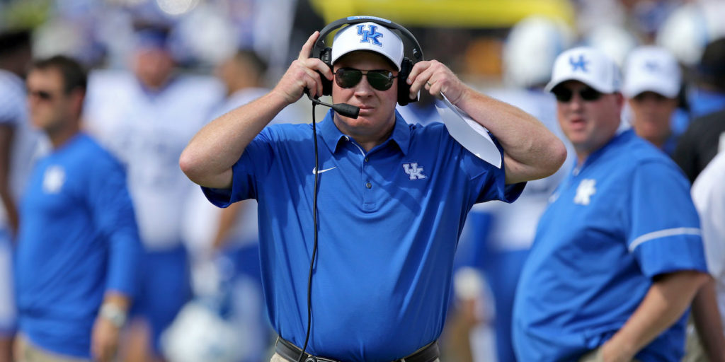 Mark Stoops Discusses The Challenges Of Facing Jake