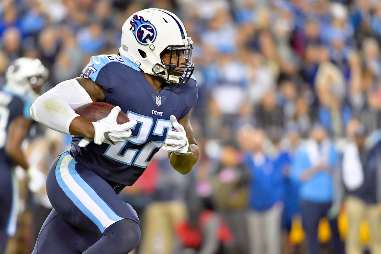 Derrick Henry discusses this weekend's Alabama-Tennessee ...Derrick Henry