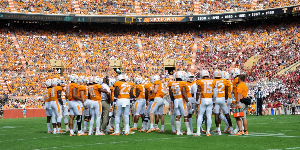 Tennessee players react to hiring of Jeremy Pruitt