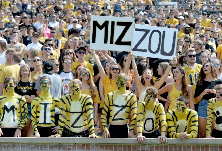 LOOK  Mizzou unveils fresh uniform combination for Week 1 matchup vs. UT  Martin 5f847332c