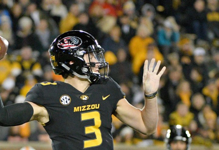 Rapid Reaction Missouri Throttles Tennessee As Tigers Win Fourth Straight