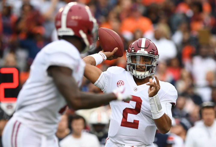 After Loss To Auburn In Iron Bowl Tough To Make Case For Alabama In