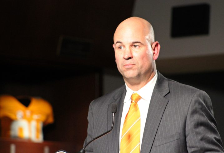 kirk herbstreit compares jeremy pruitt to kirby smart he ll have