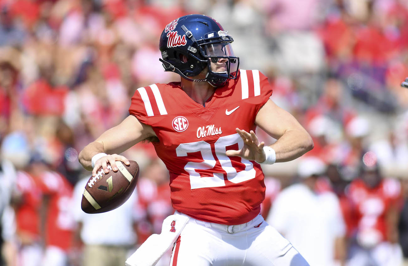 3ba00aeb5 Shea Patterson explains his decision to transfer from Ole Miss to Michigan