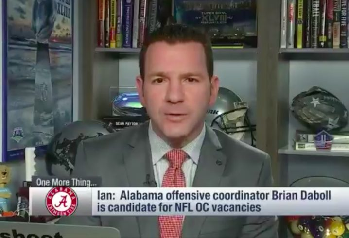 9d899242ef9 WATCH: NFL insider Ian Rapoport says Brian Daboll could return to NFL as an  offensive coordinator