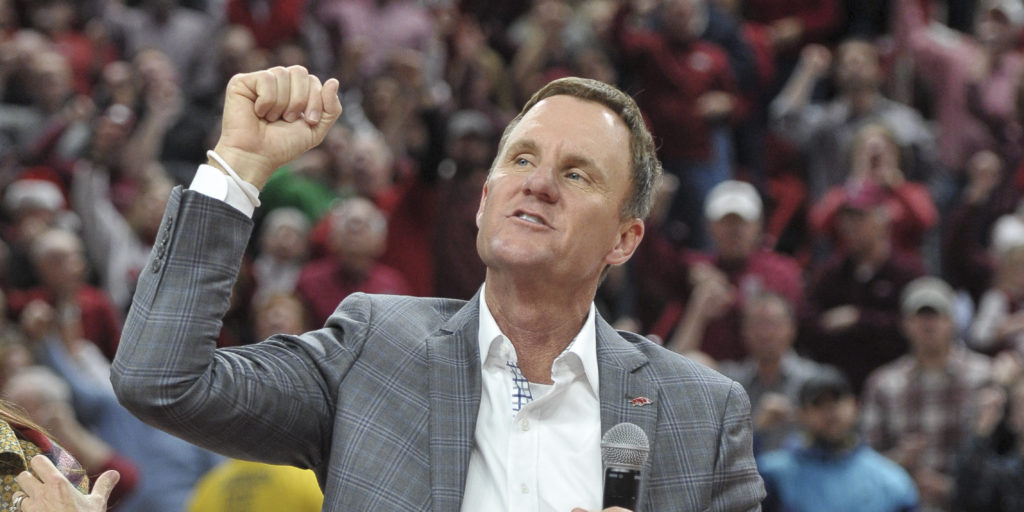 Tommy Bowden's read on Chad Morris at Arkansas: 'He's ...