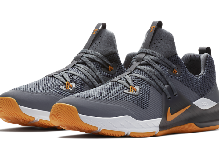 Nike releases Tennessee edition  Zoom Train Command  shoe. Here s how to  buy them before they sell out. 527c05760469