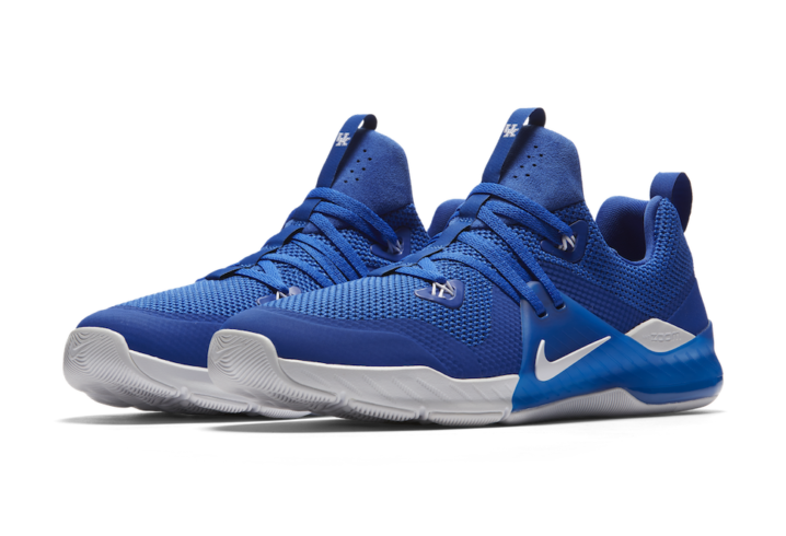 wholesale dealer 85fb4 1adc8 Nike releases Kentucky edition  Zoom Train Command  shoe. Here s how to buy  them before they sell out.