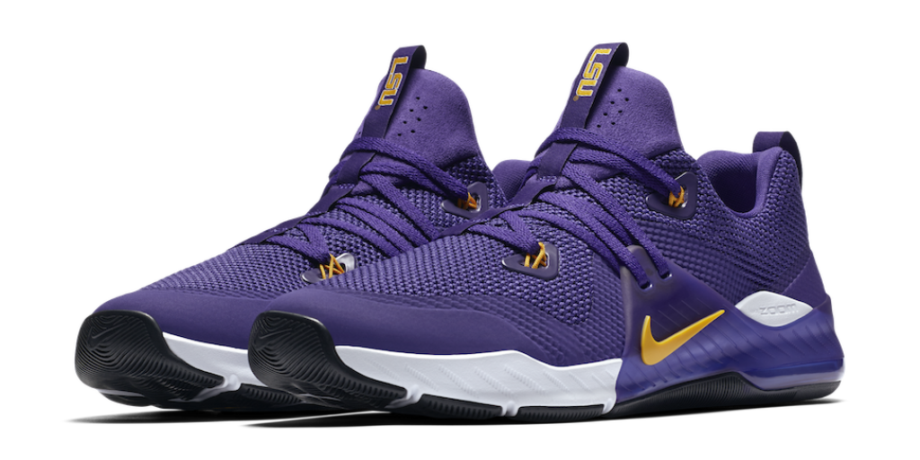 Lsu Nike Shoes For Sale
