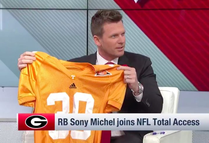 Sony Michel NFL Jerseys