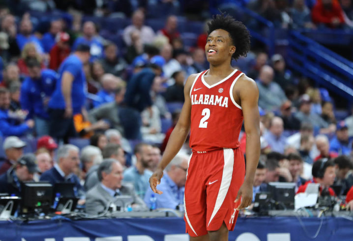 Former Alabama star Collin Sexton signs rookie contract with Cleveland  Cavaliers 754f0dbd0
