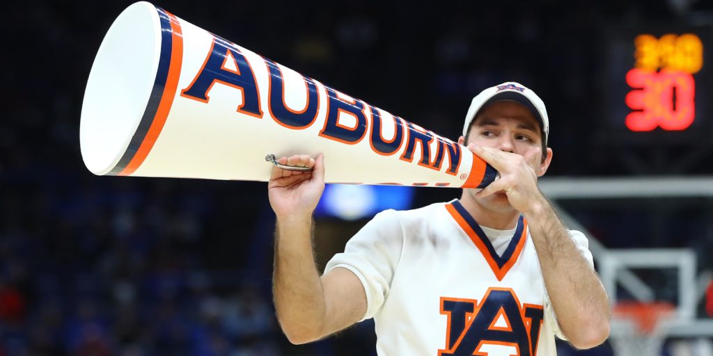 5 Things To Know About Auburn's First-round Opponent In