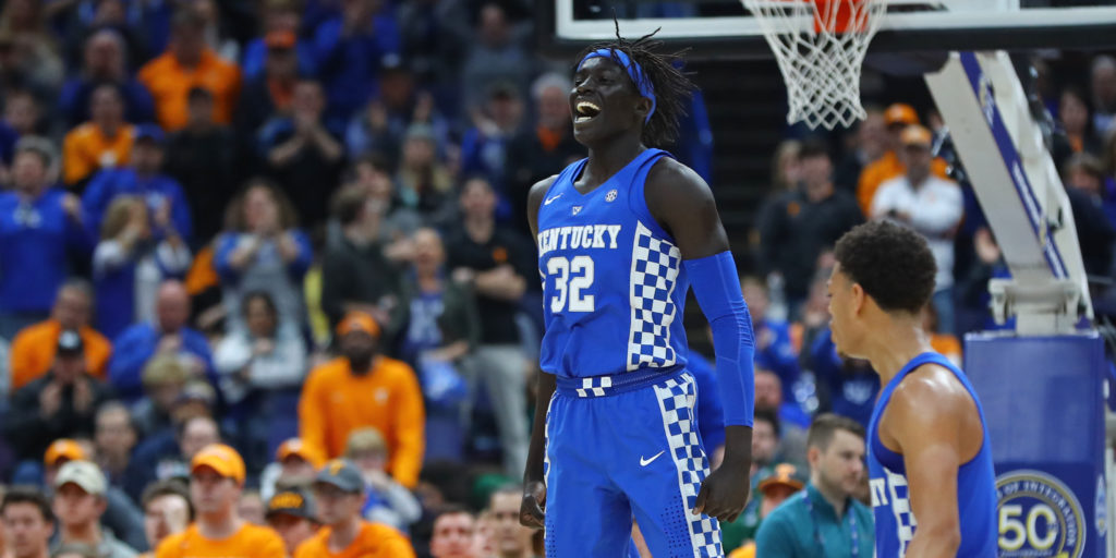 Kentucky Wildcats Basketball 2018 Sec Matchups Revealed: Kentucky On Upset Alert Heading Into NCAA Tournament