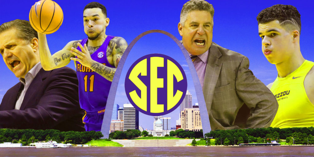 Your official A-to-Z guide to the SEC Tournament