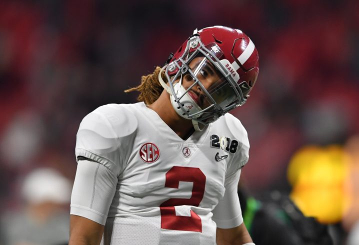 ca76438d68c What do the comments from Jalen Hurts' father mean for the Alabama  quarterback situation?
