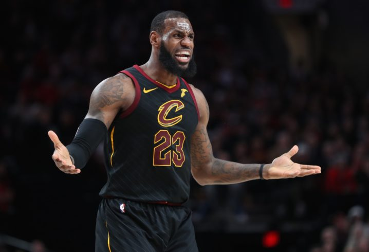 3501e2607781 LeBron James  beef with Alabama s  Shop Talk  is incredibly petty ...