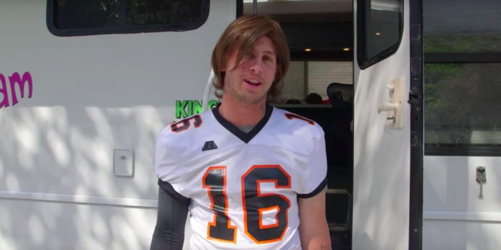 Watch Juco Team Pranks Players By Having Jared Goff