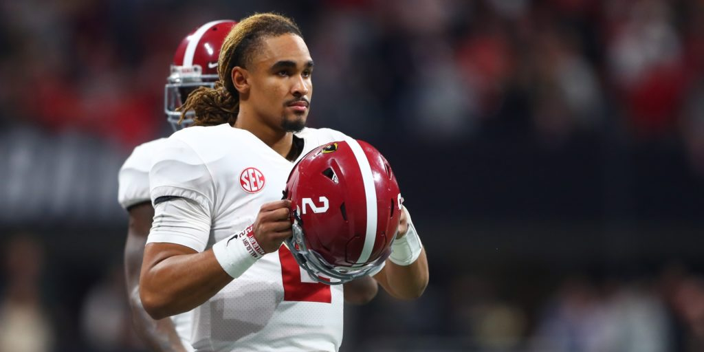 Alabama Football Jalen Hurts >> 5 teams that would be national title contenders with Jalen Hurts as the starter in 2018