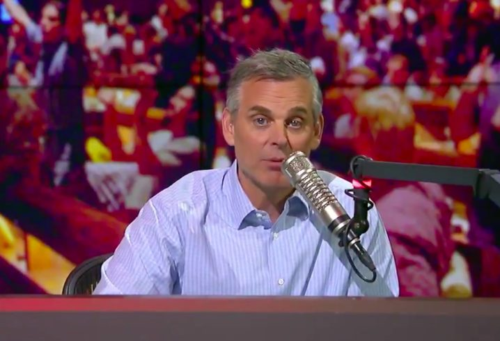 cd7926d42 WATCH  Colin Cowherd reveals which former Georgia player he thinks will win  the Rookie of the Year award