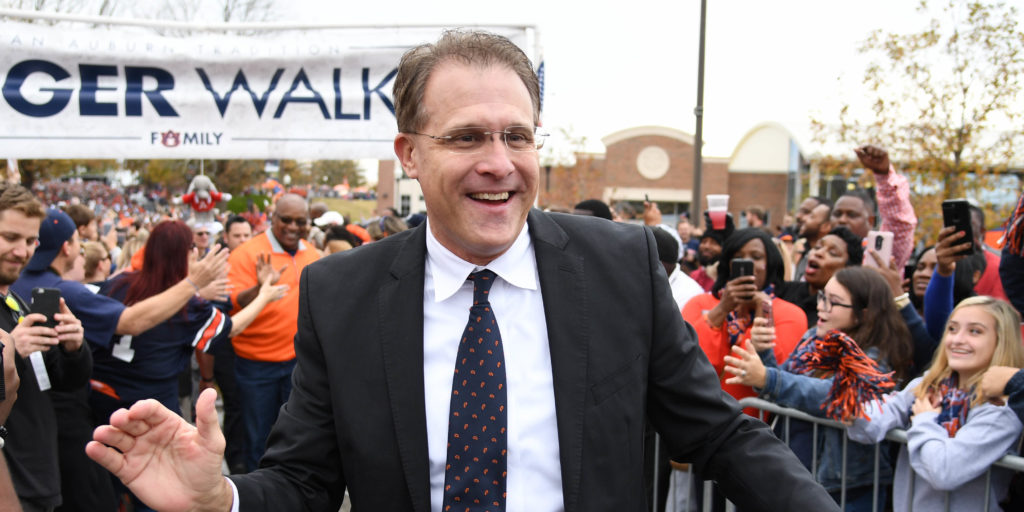 ESPN analyst Tom Luginbill believes Auburn's roster next season could be the most talented of the Gus Malzahn era