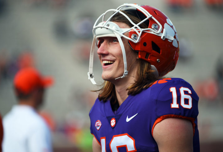 Who is Trevor Lawrence  5 things to know about Clemson s freshman QB cc6cbcdf1