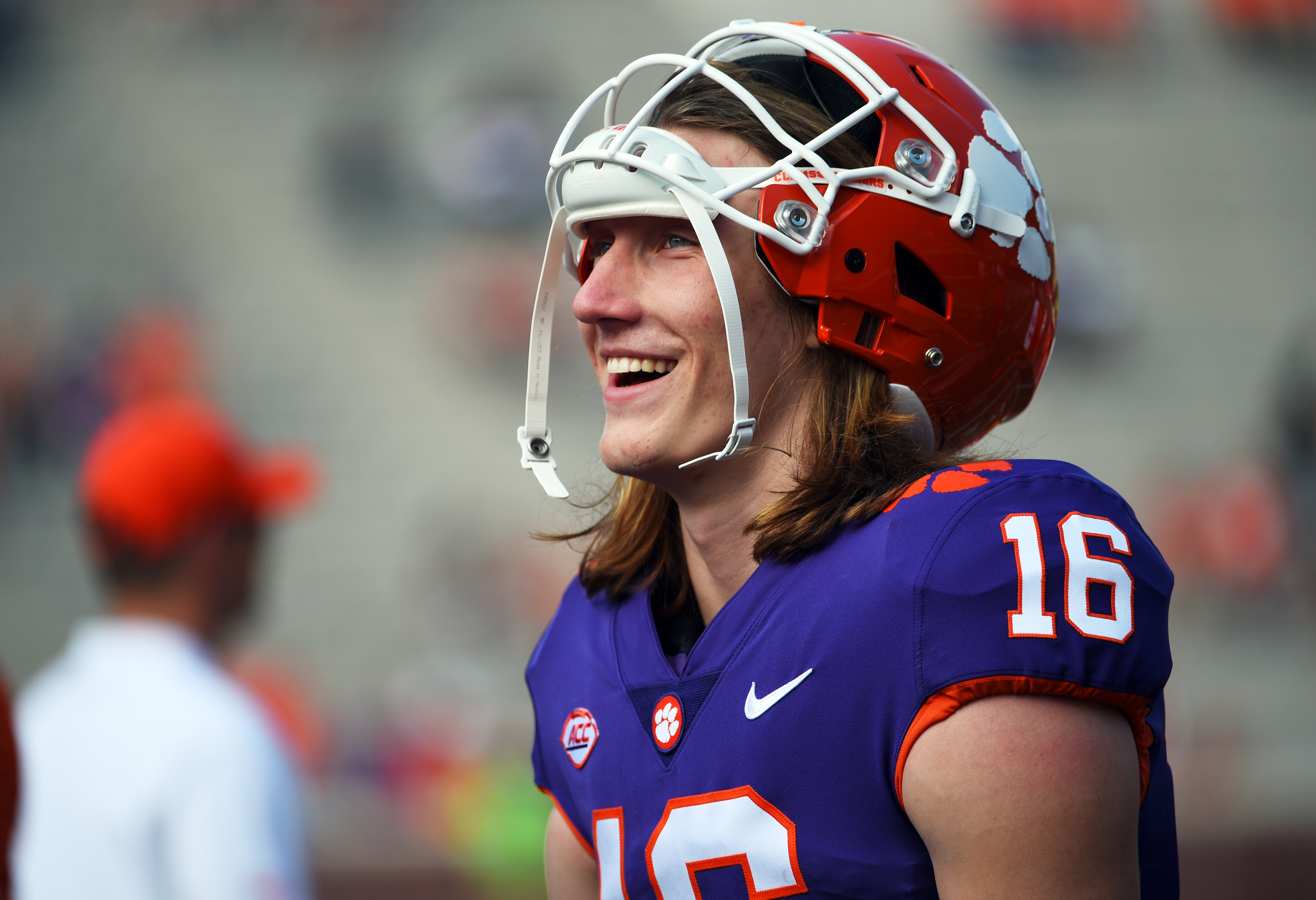 watch 1e523 508bf Who is Trevor Lawrence? 5 things to know about Clemson's ...