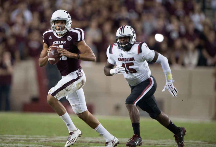 Rising Powers Texas A M South Carolina Putting Together Incredible