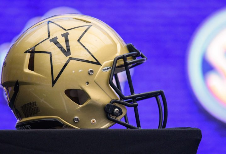 d5e2b3671 LOOK  What Vanderbilt will be wearing for its Week 4 matchup against South  Carolina
