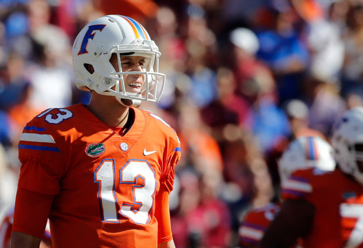 Basically the entire SEC decided to name a starting quarterback Monday.  What to make of each decision bc361ee9f