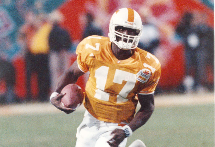 Former Vols Players React To Tee Martin Returning Tennessee Join Coaching Staff