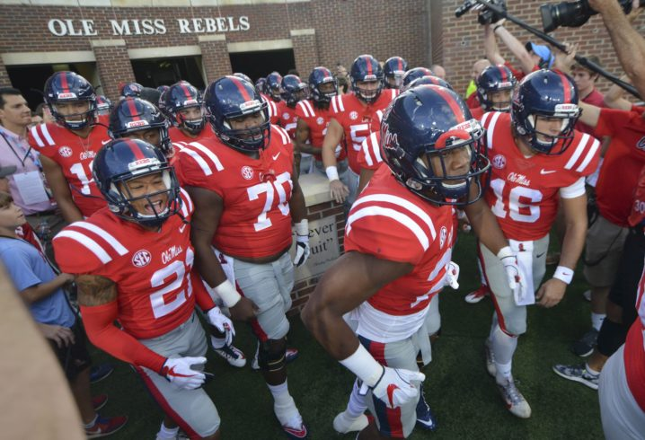 SDS Crystal Ball  Predicting every game for Ole Miss football in 2018 56fe40855