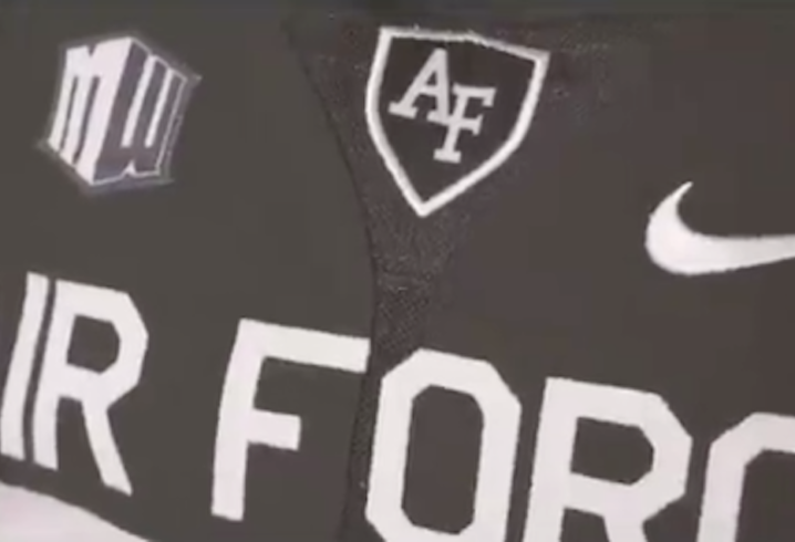 c429fb2ac48 PHOTOS: Did Air Force just unveil the best alternate uniforms in college  football?