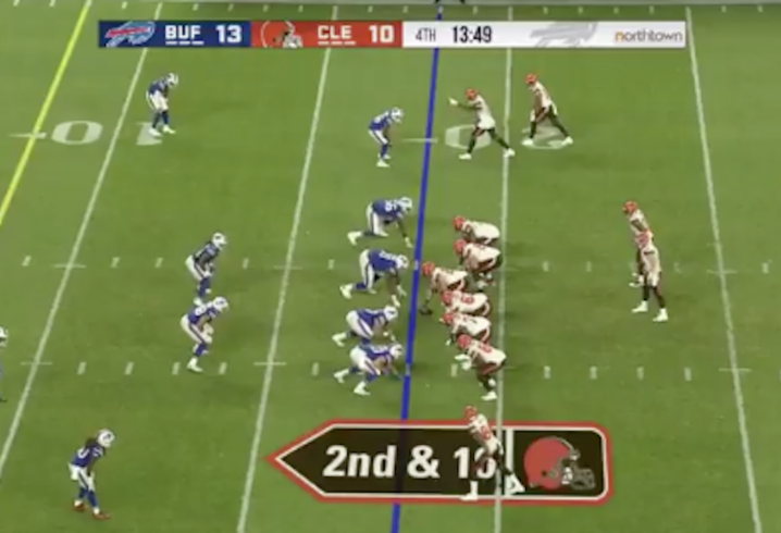 Watch nick chubbs first nfl td was set up by another great nick watch nick chubbs first nfl td was set up by another great nick chubb run stopboris Choice Image
