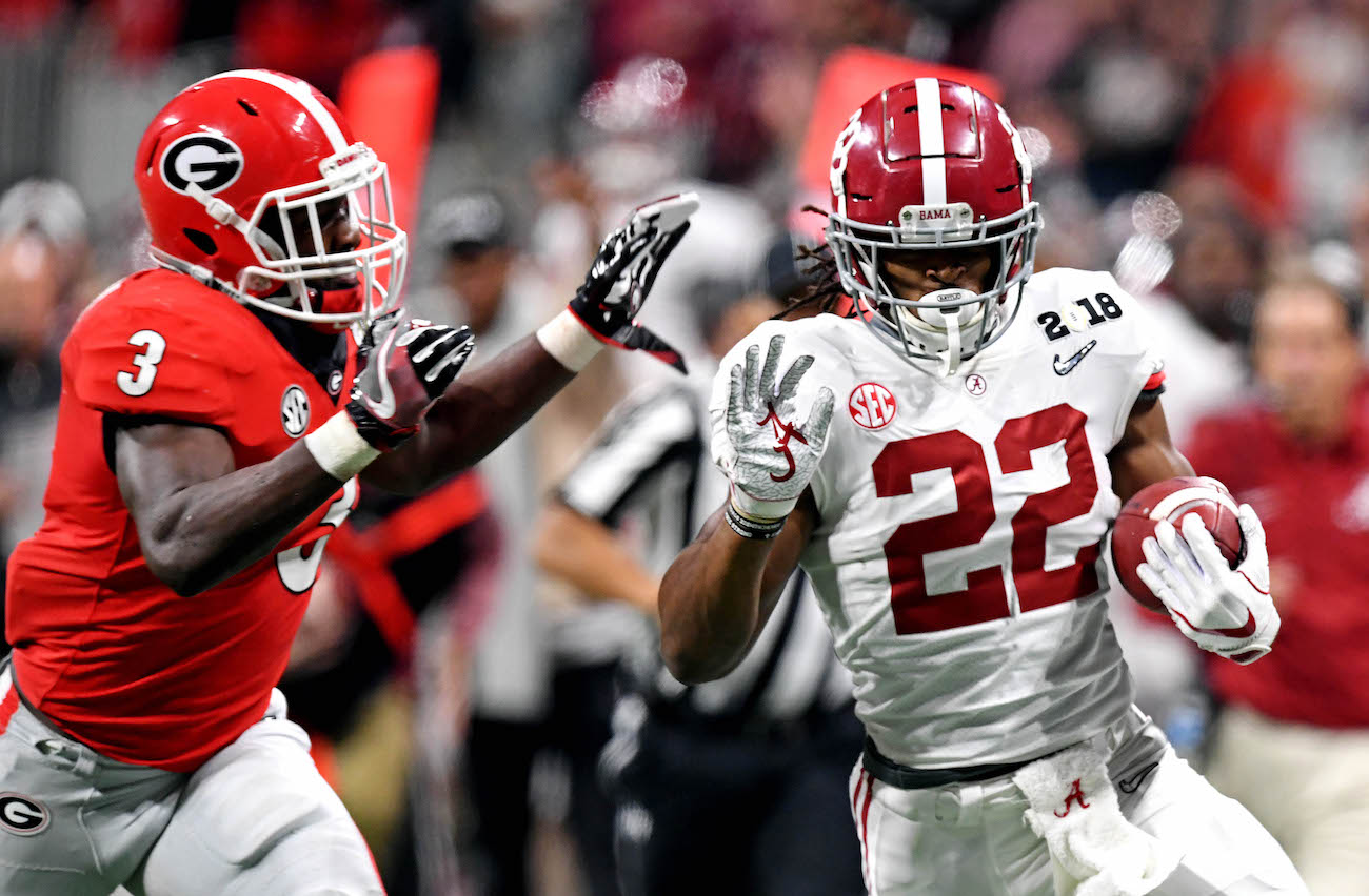 Report: More Details Emerge About Najee Harris's Injury