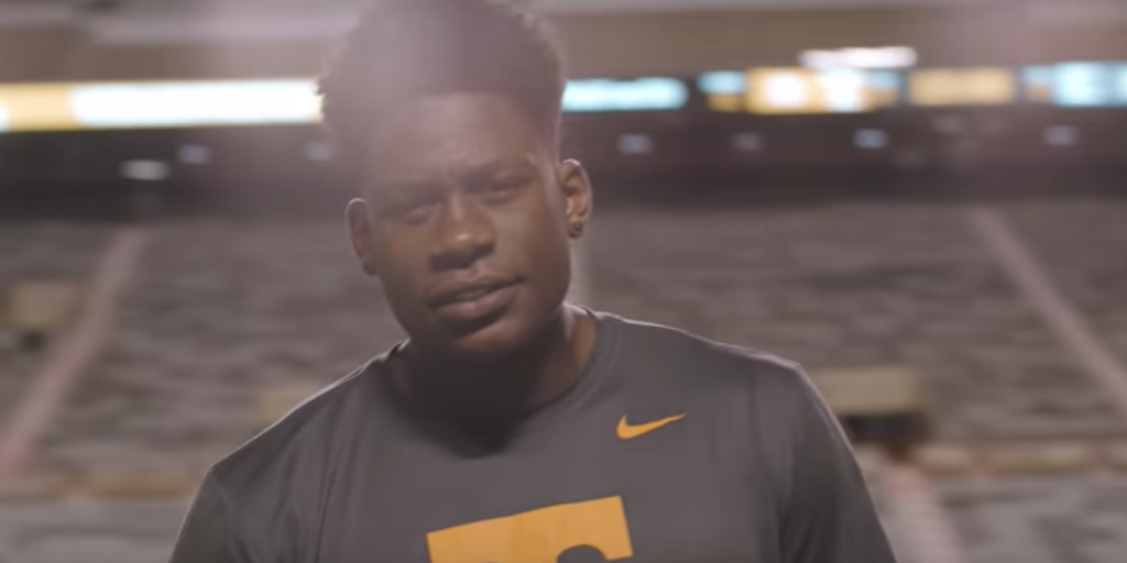 WATCH Admiral Schofield Narrates The Best Tennessee Hype
