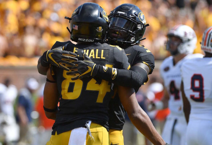 Mizzou Football Why Emanuel Hall S Health Is The Biggest Key To The