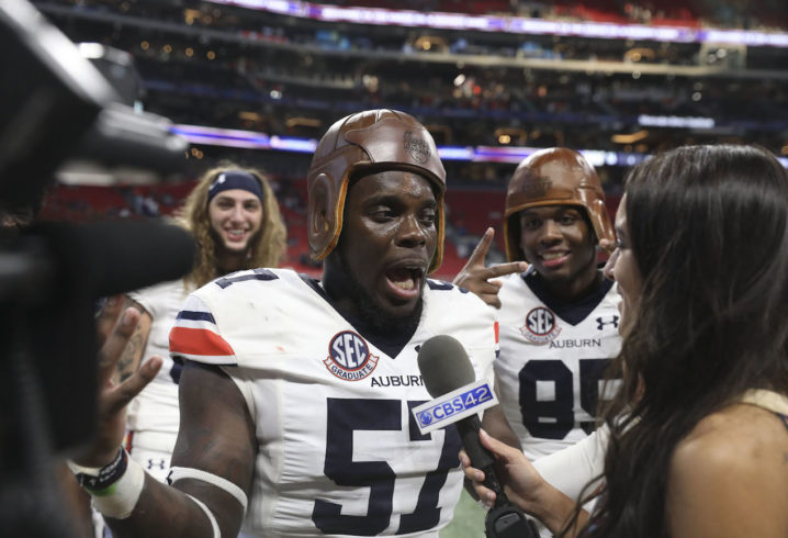 College Football Rankings 2018 Ap Top 25 Scores Results For Week 1