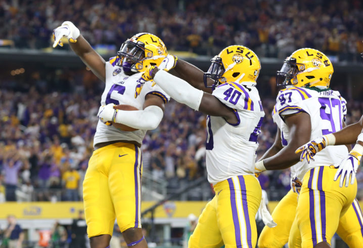 Rapid Reaction  LSU defense makes things easy for Joe Burrow in drubbing of  No. 8 Miami 674a38c40