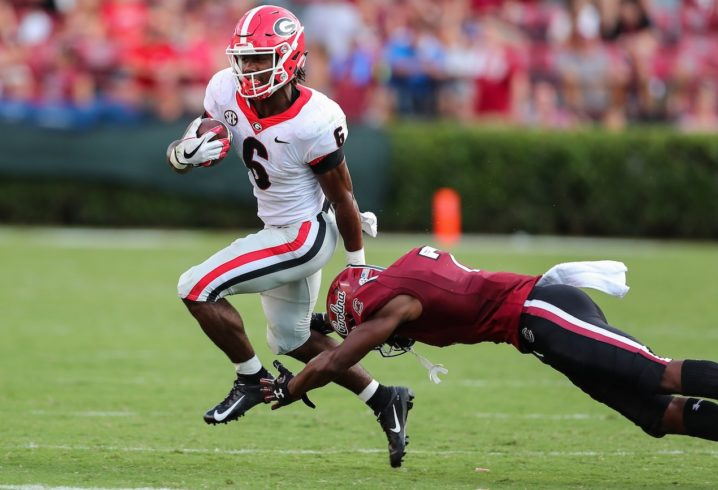 College Football Rankings 2018 Ap Top 25 Scores Results For Week 2