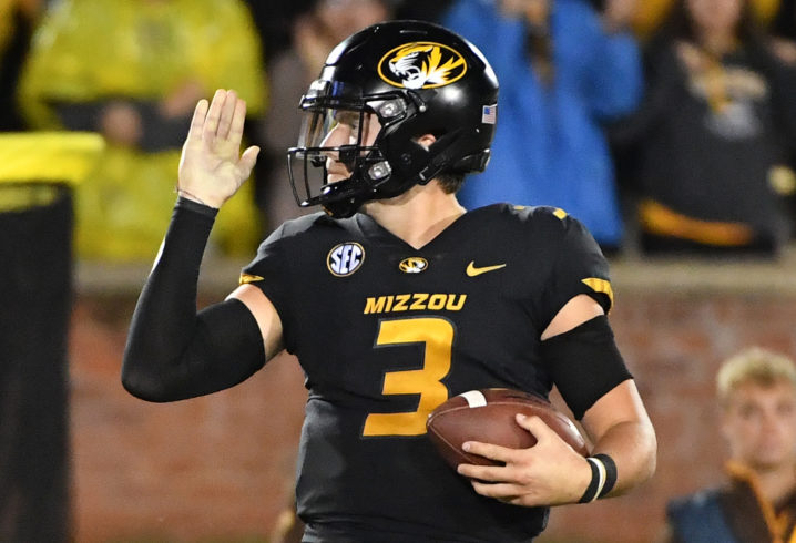2507748acc0 Be concerned: Since last loss to Georgia, Drew Lock and Mizzou have been  rolling