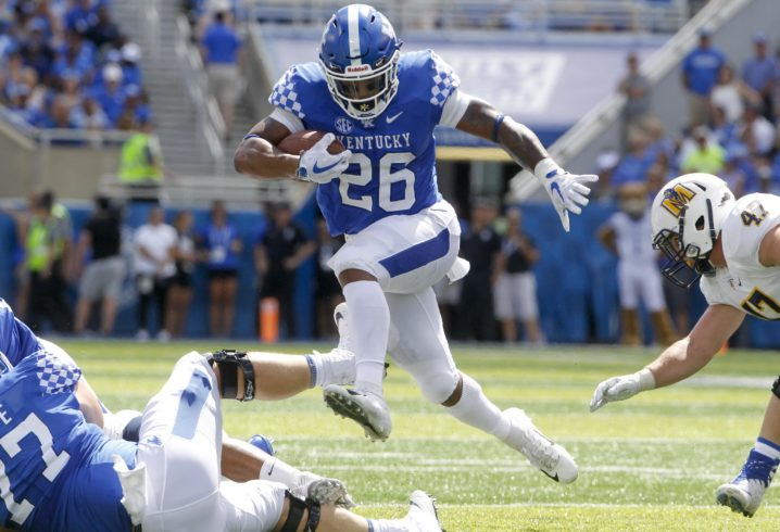 The stars lined up   How history and perhaps destiny placed Benny Snell at  Kentucky dafc84f07
