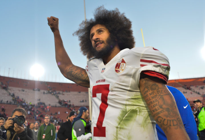 028fb328f First school drops Nike due to Colin Kaepernick ad campaign